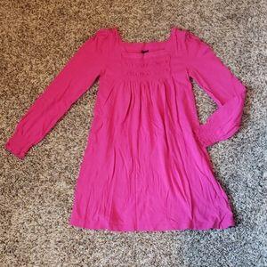 Gapkids pink jersey tunic dress